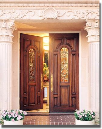 Your Door To Savings New Exterior Doors Cut Energy Costs